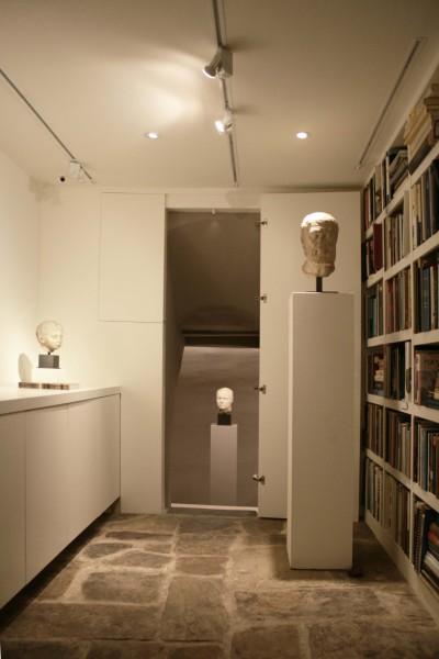 Basement Gallery & Storage