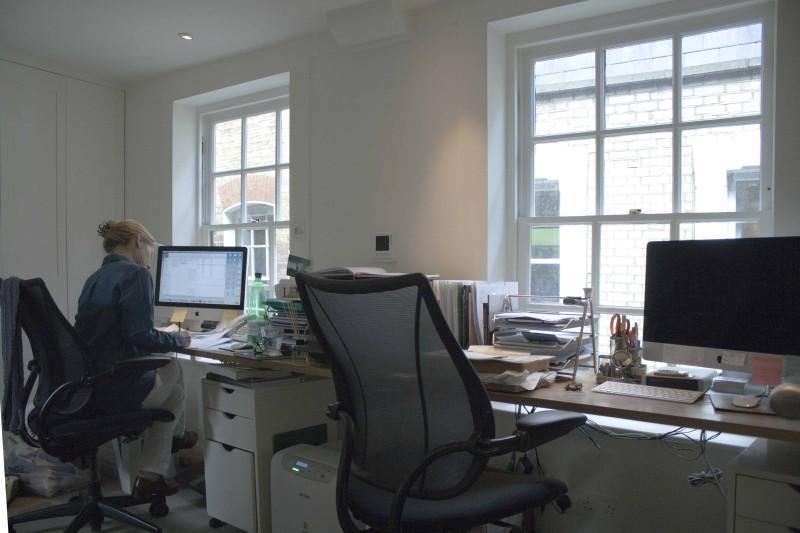 Second Floor Office