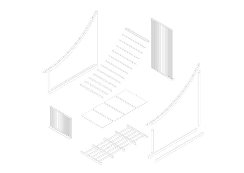 1:33 Contemplative space model structure