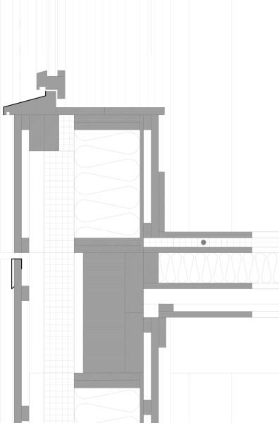 First floor detail