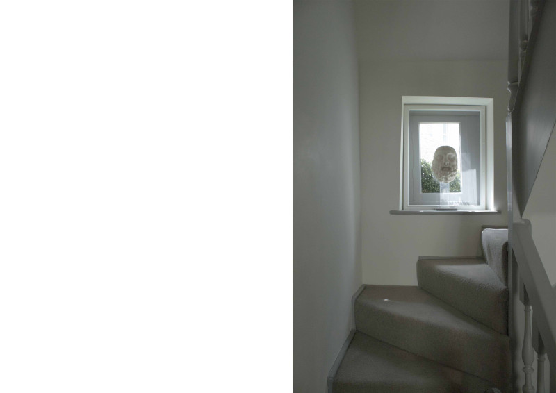 Second Floor Stairwell